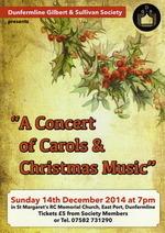 2014 Carol Concert
